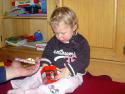 18 puzzels van Esmee uit February 2006
