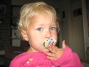 12 puzzels van Esmee uit August 2006