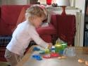 13 puzzels van Esmee uit februari 2007