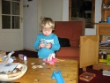 13 puzzels van Esmee uit February 2007